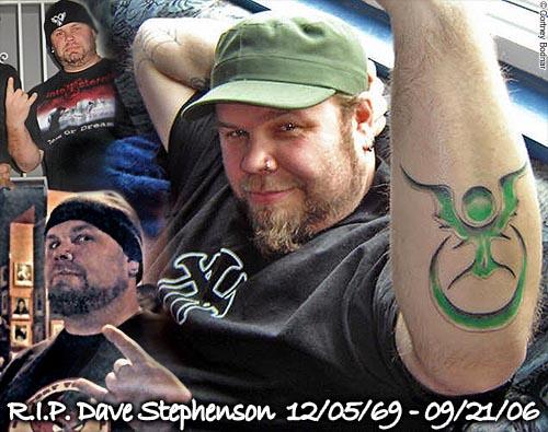 R.I.P. Dave Stephenson 12/05/68 - 09/21/06